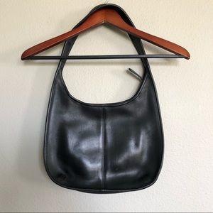 COACH Ergo Black Vintage HOBO Bag *EUC*